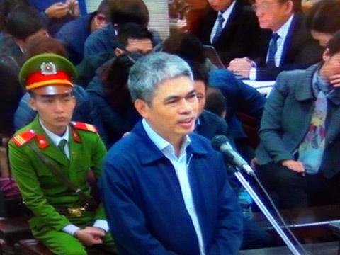 Đại án Oceanbank, Hà Văn Thắm, PVN, Nguyễn Xuân Sơn, tập đoàn dầu khí