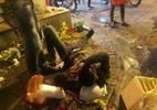 Hà Nội: Ô tô đâm điên loạn, người bị thương la liệt vỉa hè