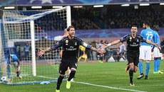 Ronaldo vô duyên, Real vẫn dễ dàng lấy vé tứ kết C1