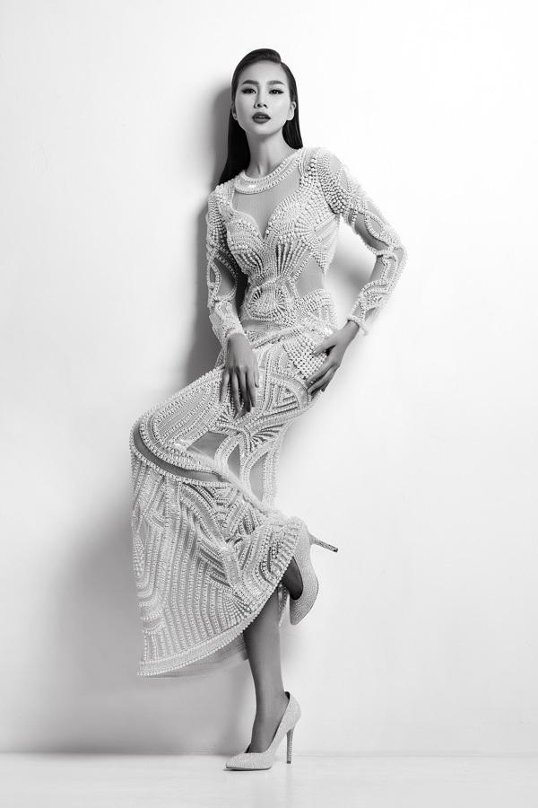 Thanh Hằng, Tokyo Fashion week 2017, NTK Công Trí