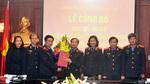 Nhân sự mới Viện kiểm sát, Bộ KH&CN
