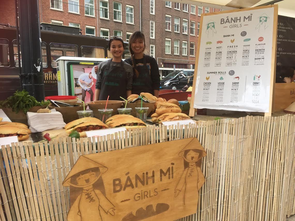 ẩm thực, ẩm thực Việt Nam, ẩm thực Việt tại Hà Lan