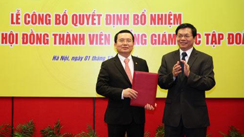 Bộ trưởng Công Thương nói về điều chuyển Chủ tịch Dầu khí
