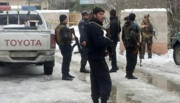 Nổ lớn, đọ súng, sứ quán Mỹ, Kabul, an ninh, thương vong, Afghanistan