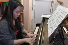 Tài năng không đợi tuổi của nữ pianist người Việt tại Séc