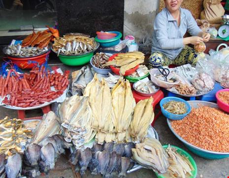 hóa chất, khô cá, cá khô, ruốc cá, mắm cá, nước mắm, đồ khô, thực phẩm