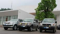 Thanh lý 1.100 xe công, giá trung bình 46 triệu/chiếc