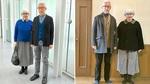 Cặp vợ chồng Nhật diện mốt suốt 37 năm gây sốt