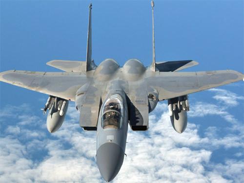 chiến cơ, chiến đấu, F-22, F-15, chim ăn thịt, đại bàng, không lực Mỹ