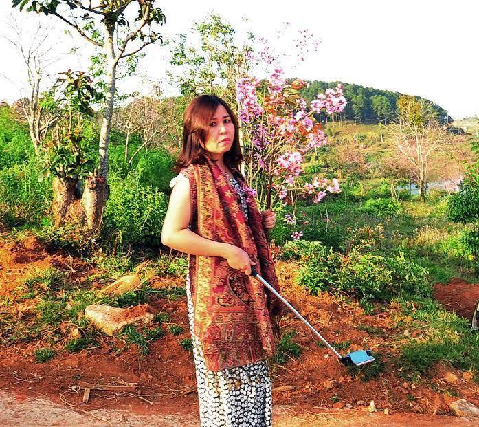 Phạm Thị Minh Hiếu, bẻ hoa tại Đà Lạt, Sở tư pháp Bình Thuận. nữ Phó giám đốc