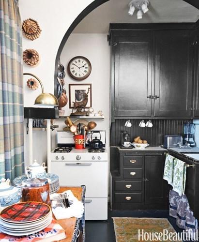 tư vấn thiết kế nhà, nội thất cho nhà chật, thiết kế phòng bếp