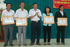 Kỷ luật Trưởng ban Tuyên giáo Huyện ủy dùng bằng cấp 3 giả