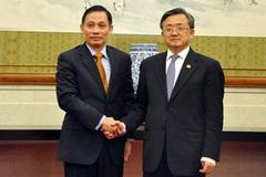 Việt Nam - Trung Quốc trao đổi về biên giới lãnh thổ