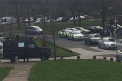 Đâm dao kinh hoàng ở Anh, 2 người chết