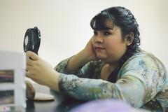 Nữ diễn viên hài 115 kg của showbiz Việt kể chuyện tình yêu