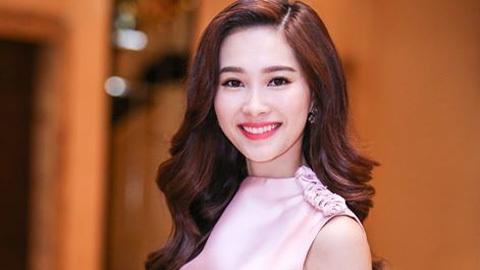 Hoa hậu Thu Thảo lần đầu nói tiếng Anh trước khán giả