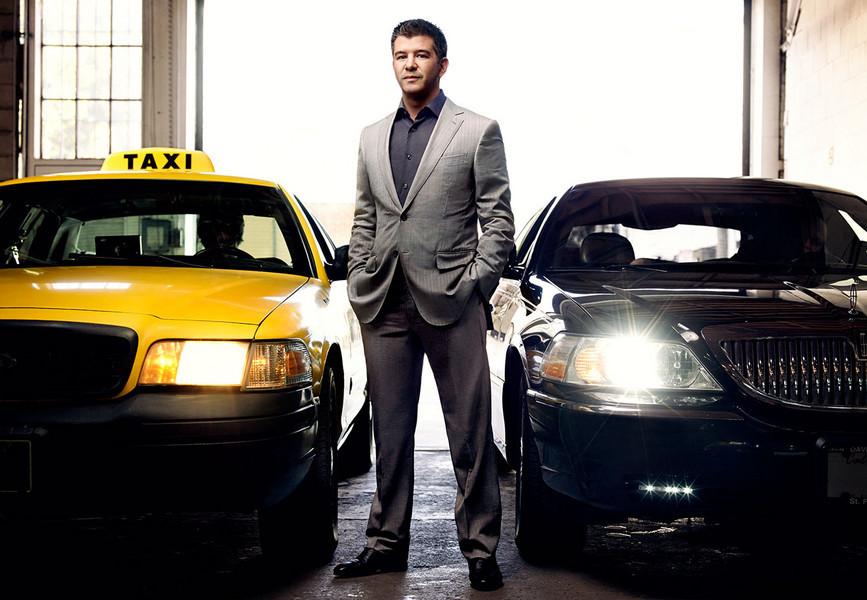 Uber, kinh doanh Uber, lái xe Uber, giá cước Uber