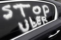 Liên tiếp gặp vận đen, sếp Uber đau đầu