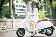 Kinh nghiệm mua xe tay ga cho phái đẹp Việt