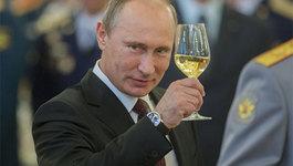 Tổng thống Putin đọc thơ mừng phụ nữ ngày 8/3