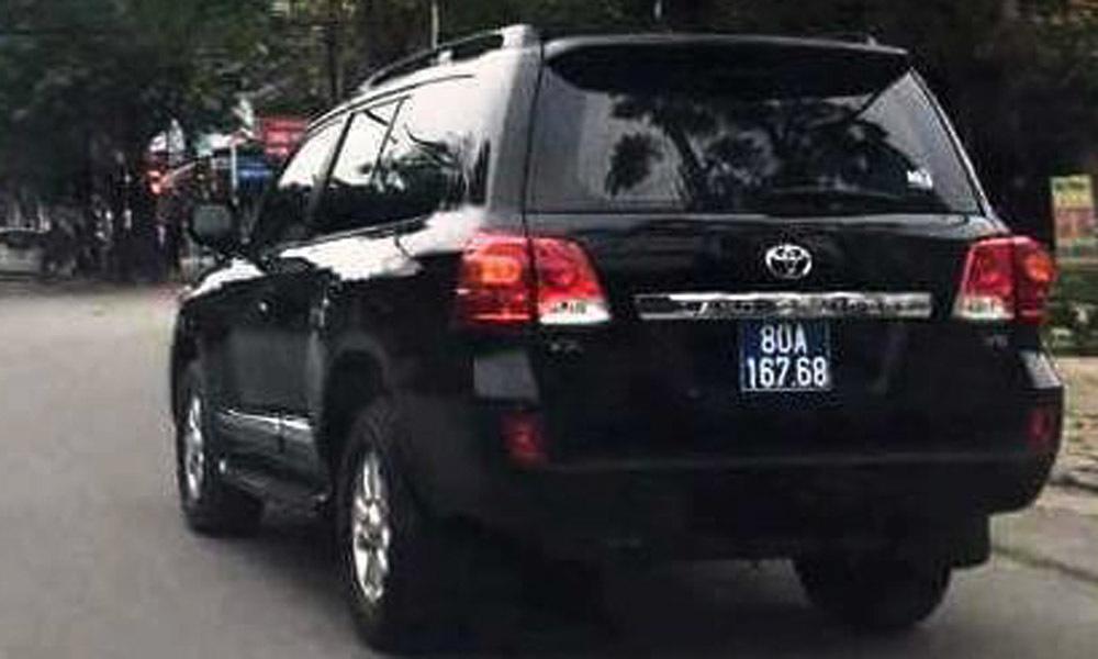 Nghệ An: Lộ diện 2 doanh nghiệp tặng xe sang tiền tỷ
