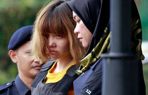 bí ẩn, chấn động, Malaysia, MH370, Kim Jong Nam, Đoàn Thị Hương
