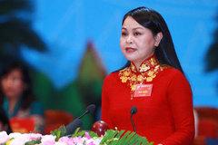 Bà Nguyễn Thị Thu Hà tái đắc cử Chủ tịch Hội LHPN Việt Nam