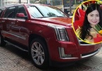 Cadillac của nữ trưởng phòng Sở Xây dựng Thanh Hóa giá bao nhiêu?
