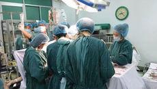 4 bệnh viện hợp sức cứu sống thai phụ nguy kịch do vỡ tử cung