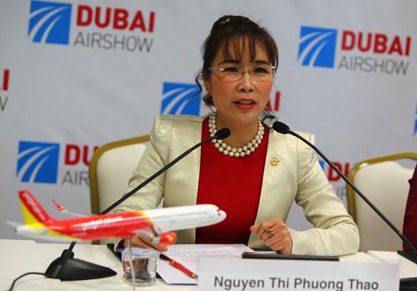nữ tỷ phú USD, tỷ phú USD, Nguyễn Thị Phương Thảo, VietJet Air, tỷ phú Việt, đại gia Việt, nữ đại gia