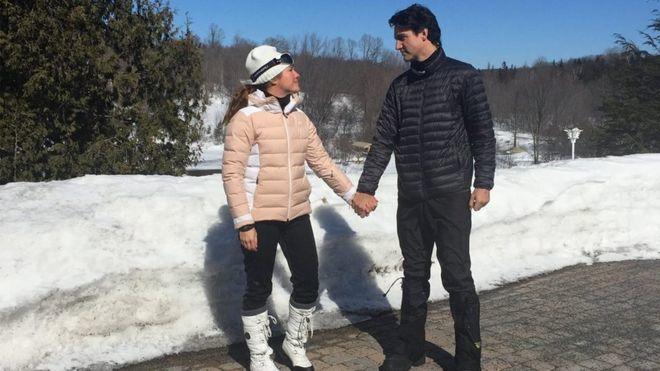 Phu nhân Thủ tướng Canada bị dân mạng chỉ trích