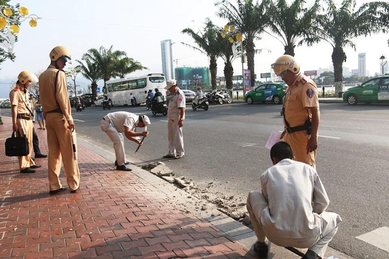 Đà Nẵng quyết đào từng cm lấn chiếm vỉa hè