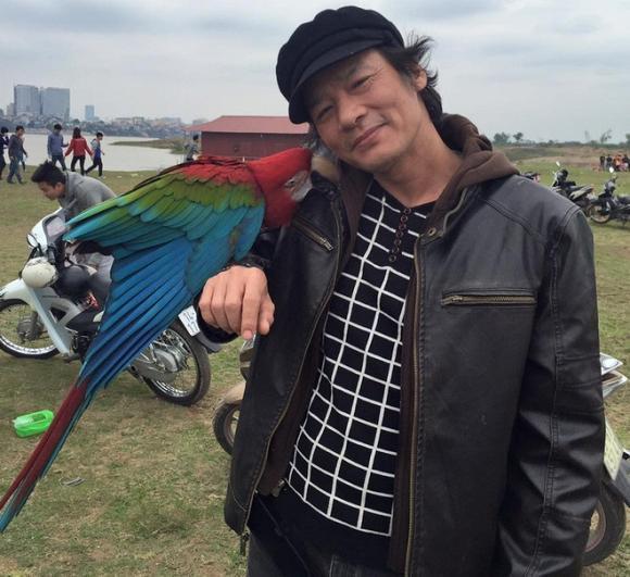Hình ảnh mới nhất của 'Vua bãi rác' Võ Hoài Nam