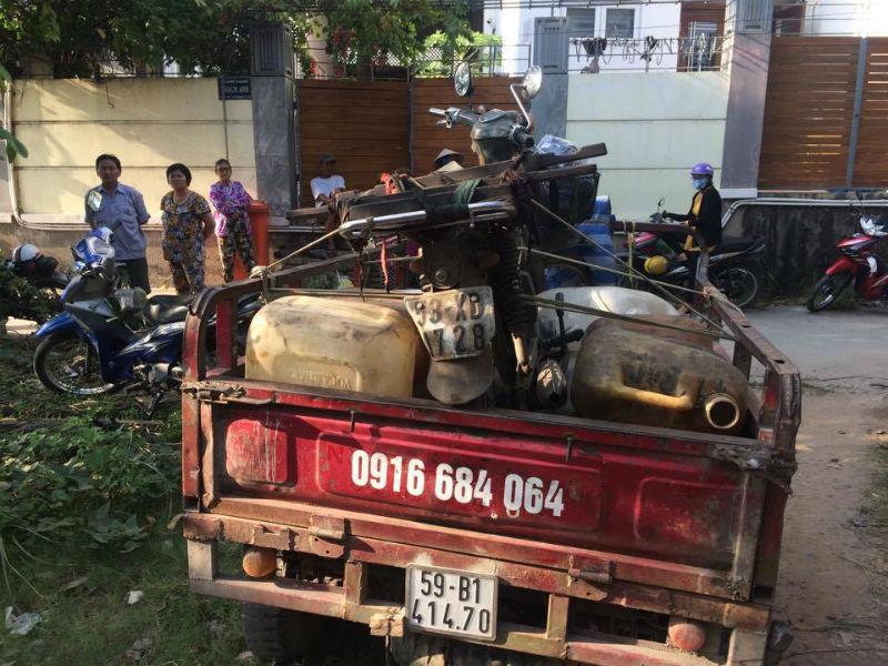 Khám phá đường dây rút ruột xăng dầu ở Sài Gòn, rút ruột xăng dầu máy bay, chuyên án về những băng nhóm rút ruột xăng dầu