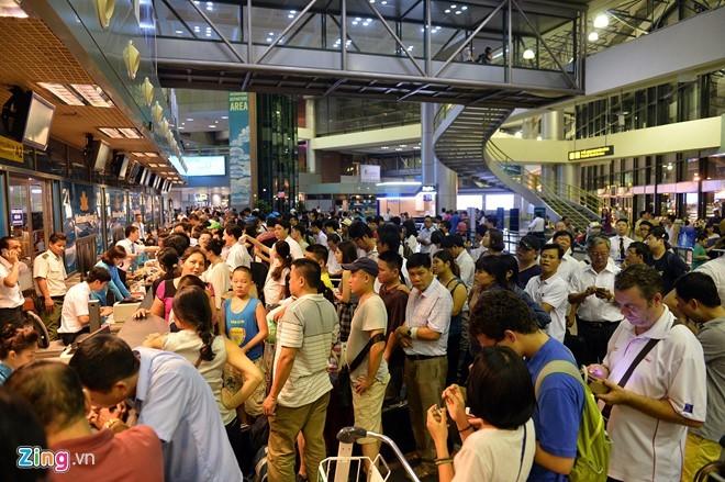 Website các sân bay Tân Sơn Nhất, Rạch Giá bị tin tặc tấn công