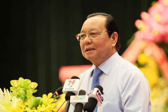 Ông Võ Văn Thưởng là 1 trong 10 gương mặt cựu sinh viên tiêu biểu Trường ĐH KHXH- NV TP.HCM