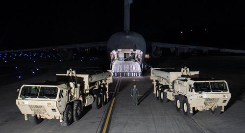 Triều Tiên, bán đảo Triều Tiên, căng thẳng Triều Tiên, Mỹ hiện diện quân sự, quân sự Mỹ