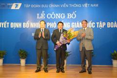 Tập đoàn VNPT có Phó tổng Giám đốc mới