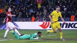 Video bàn thắng Rostov 1-1 MU