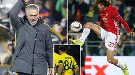 Mourinho tấm tắc khen trò cưng vượt nghịch cảnh