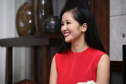 Ca sĩ Hồng Nhung: càng bận càng không được xấu
