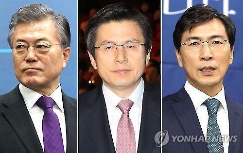 Ai sẽ thay thế bà Park Geun-hye?