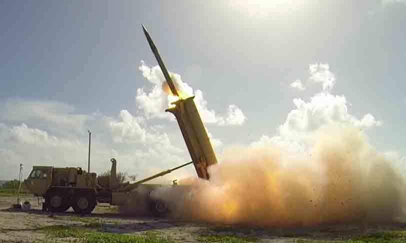 THAAD, Hàn Quốc, diệt tên lửa, Triều Tiên