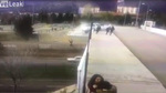 Cú drift hỏng, ôtô tông bay 2 học sinh, lao thẳng xuống chân cầu