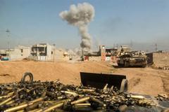 Chiến thuật táo tợn của IS ở Mosul
