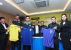 CLB Hà Nội mặc áo đấu xịn nhất V-League