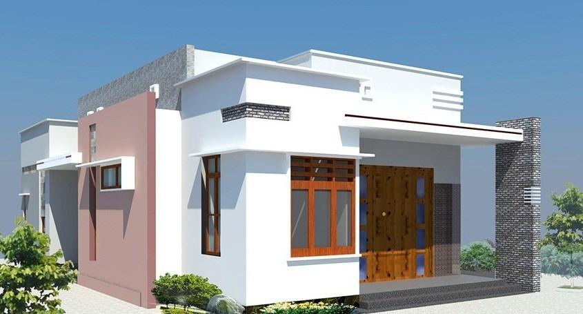 tư vấn thiết kế nhà, các kiểu mái nhà đẹp, xây nhà ở Việt Nam