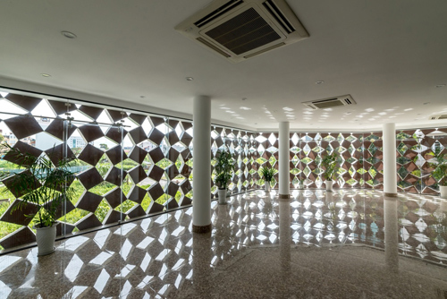 tư vấn thiết kế nhà, xây nhà ngoại ô Hà Nội, nhà biết thở