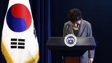 Sự nghiệp chính trị thăng trầm của bà Park Geun-hye