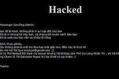 Website Việt bị tấn công: Trước tiên vẫn là nhận thức!